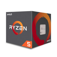 AMD YD1600BBAFBOX Ryzen 5 1600 65W AM4 Processor with Wraith Stealth Cooler