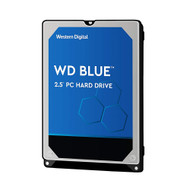 "Western Digital 2TB WD Blue Mobile Hard Drive - 5400 RPM Class, SATA 6 Gb/s, 128 MB Cache, 2.5"" - WD20SPZX"