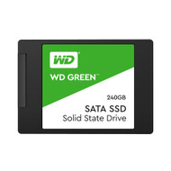 "WD WDS240G2G0A Green 240GB SATAIII 2.5"" 7mm Internal Solid State Drive"