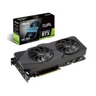 Asus DUAL-RTX2070S-O8G-EVO GeForce RTX 2070 Super Overclocked 8G EVO GDDR6 Dual-Fan Edition VR Ready HDMI DisplayPort Gaming Graphics Card