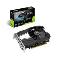 Asus PH-GTX1660S-O6G GeForce GTX 1660 Super Overclocked 6GB Phoenix Fan Edition HDMI DP DVI Graphics Card
