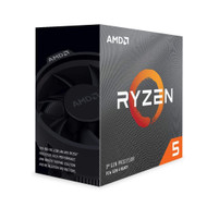 AMD 100-100000031BOX Ryzen 5 3600 6-Core, 12-Thread Unlocked Desktop Processor with Wraith Stealth Cooler