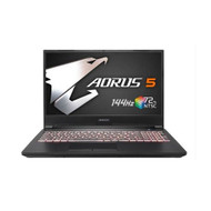 "Gigabyte AORUS 5 SB-7US1130SH 15.6"" 144Hz FHD i7-10750H GTX 1660 Ti GDDR6 6GB 8GBx2 DDR4 RAM M.2 PCIe 512GB SSD Windows 10 Home"