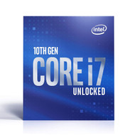 Intel BX8070110700K Core i7-10700K 8 Cores up to 5.1 GHz Unlocked LGA1200 125W Desktop Processor