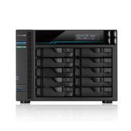 Asustor AS7110T Lockerstor 10 Pro 3.4GHz 10 Bay Diskless NAS Quad-Core Enterprise Network Attached Storage