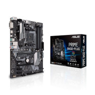 Asus PRIME B450-PLUS B450 AMD Ryzen 2 ATX AM4 DDR4 HDMI DVI M.2 USB 3.1 Gen2 Gaming Motherboard