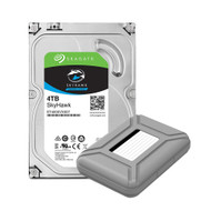 "AAAwave Portable 3.5"" HDD Storage Case Cover included and compatible with ST4000VX007 4TB Hard Drive"