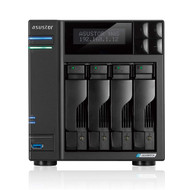 Asustor AS6604T 4Bay NAS Intel Gemini Lake -Refresh Quad-Core 4GB DDR4 SODIMM M.2 Slots Network Attached Storage