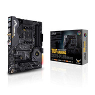 Asus AM4 TUF Gaming X570-Plus (Wi-Fi) ATX Motherboard with PCIe 4.0 dual M.2 12+2 with Dr. MOS Power Stage
