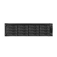 Asustor AS7116RDX 16-Bay 3U NAS Intel 9th Xeon E-2224 3.5GHz Quad-core 8GB DDR4 Rackmount