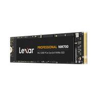 Lexar LNM700-256RBNA NM700 256GB M.2 2280 PCIe Gen 3x4 NVMe Solid State Drive