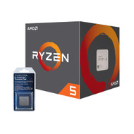 Special bundle - AMD YD260XBCAFBOX RYZEN 5 2600X Desktop Processor + Innovation Cooling Graphite Thermal Pad