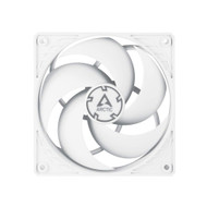 Arctic ACFAN00170A P12 PWM PST 120mm  Ressure-Optimised Case Fan with PWM PST White/White