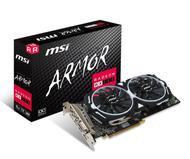MSI RX 580 ARMOR 8G OC Radeon RX 580 DirectX 12 8GB 256-Bit GDDR5