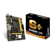 Biostar B450MH VER.6.3 AM4 AMD B450 SATA 6Gb/s USB 3.1 HDMI Micro ATX AMD Motherboard