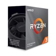 AMD 100-100000284BOX Ryzen 3 3100 4-Core, 8-Thread Unlocked Desktop Processor with Wraith Stealth Cooler