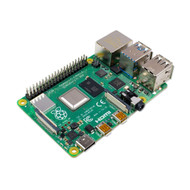 Raspberry C1207-2GB Pi 4 Model B 2019 Quad Core 64 Bit WiFi Bluetooth (2GB)