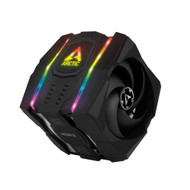 Arctic ACFRE00065A Freezer 50 Multi Compatible Dual Tower CPU Cooler with A-RGB CPU Cooler for AMD