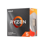 AMD 100-100000158BOX RYZEN 5 3500X 6-Core 3.6 GHz (4.1 GHz Turbo) Socket AM4 65W Desktop Processor