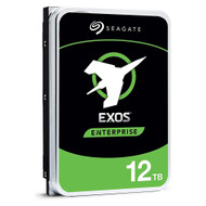 "Seagate EXOS  X16 12TB 7200 RPM 256MB 512E SATA 3.5"" Enterprise Internal Hard Drive  ST12000NM001G"