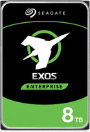 Seagate Enterprise ST8000NM000A 8TB 7200RPM SATA 6.0GB/s 256MB Enterprise Hard Drive (3.5 inch, Exos 7E8 HDD 512e SATA)