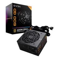 EVGA 100-GD-0600-V1 600 GD, 80+ GOLD 600W, 5 Year Warranty, Power Supply