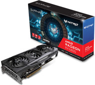 Sapphire 11305-01-20G NITRO+ AMD Radeon RX 6800 16GB GDDR6 HDMI/3DisplayPort PCI-Express 4.0 Gaming Video Card (Limited supply, All sales are final)