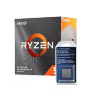 Special bundle - AMD 100-100000158BOX RYZEN 5 3500X 6-Core 3.6 GHz (4.1 GHz Turbo) Socket AM4 65W Desktop Processor + Innovation Cooling Graphite Thermal Pad (30 X 30mm)