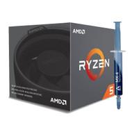 Special bundle - AMD YD260XBCAFBOX RYZEN 5 2600X 6-Core 3.6 GHz Socket AM4 95W Desktop Processor + Arctic ACTCP00002B MX-4 4G Thermal Compound (4.0 g)