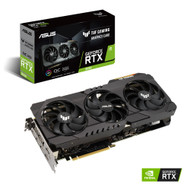 Asus TUF-RTX3090-O24G-GAMING GeForce RTX 3090 Graphic Card - 24 GB GDDR6X - 384 bit Bus Width - DisplayPort - HDMI PCIE 4.0 (Limited supply, All sales are final)