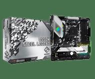 ASRock B550M STEEL LEGEND Supports AMD AM4 Processors Motherboard