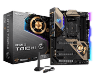 ASRock B550 TAICHI Supports AMD AM4 Processors Motherboard