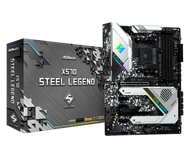 ASRock X570 STEEL LEGEND AM4/4DDR4/HDMI/DP/R45 Motherboard