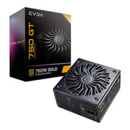 EVGA 220-GT-0750-Y1 Supernova 750 GT, 80 Plus Gold 750W, Power Supply