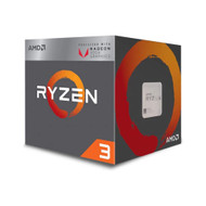 AMD RYZEN 3 2200G Quad-Core 3.5 GHz (3.7 GHz Max Boost) Socket AM4 65W YD2200C5FBBOX Desktop Processor
