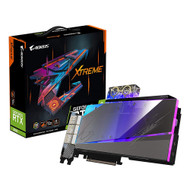 Gigabyte GV-N3080AORUSX WB-10GD AORUS GeForce RTX 3080 XTREME WATERFORCE WB 10G Graphics Card (Limited supply, All sales are final)