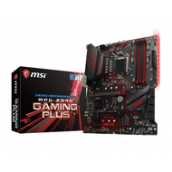 MSI MPG Z390 GAMING PLUS LGA1151 (Intel 8th and 9th Gen) M.2 Gen 2 DDR4 ATX Z390 Gaming Motherboard