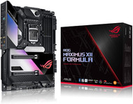 Asus ROG MAXIMUS XII FORMULA Z490 (WiFi 6) LGA 1200 (Intel 10th Gen) ATX Gaming Motherboard