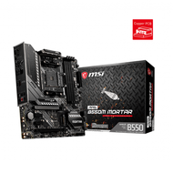 MSI MAG B550M MORTAR Gaming Motherboard (AMD AM4, DDR4, AMD Ryzen 5000 Series Processors)