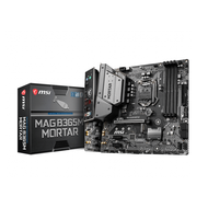 MSI MAG B365M MORTAR Intel B365 LGA 1151 Support 9th/8th Gen Intel Processors DDR4 Micro ATX Motherboard