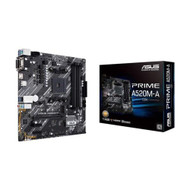 Asus PRIME A520M-A/CSM Desktop Motherboard - AMD Chipset - Socket AM4-128 GB DDR4