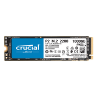 Crucial CT1000P2SSD8 P2 1TB 3D NAND NVMe PCIe M.2 SSD Up to 2400MB/s