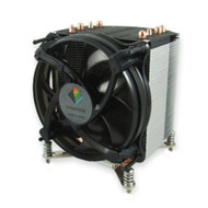 Dynatron G17 3U Active Fan Side Blow CPU Cooler for Intel Socket 1366