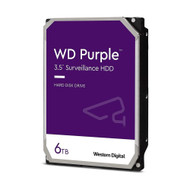"WD WD62PURZ 6TB 5640 RPM 128MB Internal SATA - 3.5"" Surveillance Hard Drive"