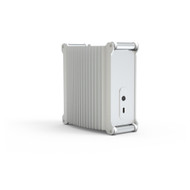 Streacom ST-DB1S DB1 Fanless Chassis ITX Silver, Extruded Aluminum