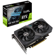 Asus Dual NVIDIA GeForce RTX 3060 OC Edition Gaming Graphics Card (PCIe 4.0, 12GB GDDR6 Memory) DUAL-RTX3060-O12G  (Limited supply, All sales are final)