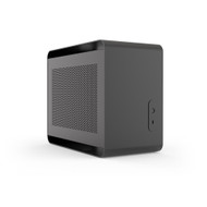 Streacom ST-DA2V2B DA2 V2 SFF Mini Tower ITX- Black
