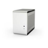 Streacom ST-DA2V2S DA2 V2 SFF Mini Tower ITX - Silver