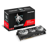 PowerColor Hellhound AXRX 6700XT 12GBD6-3DHL AMD Radeon RX 6700 XT Gaming Graphics Card (Limited supply, All sales are final)