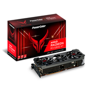 PowerColor Red Devil AXRX 6800XT 16GBD6-3DHE/OC AMD Radeon RX 6800 XT Gaming Graphics Card (Limited supply, All sales are final)